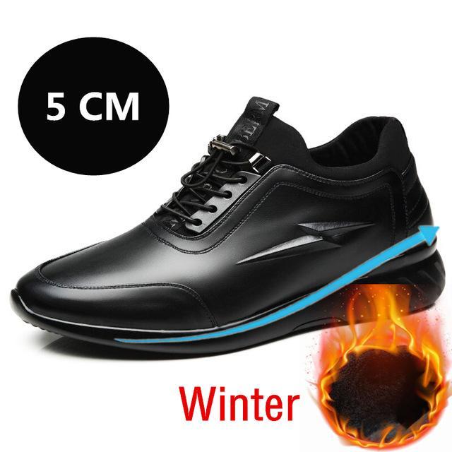 Inverno 5 Cm Preto