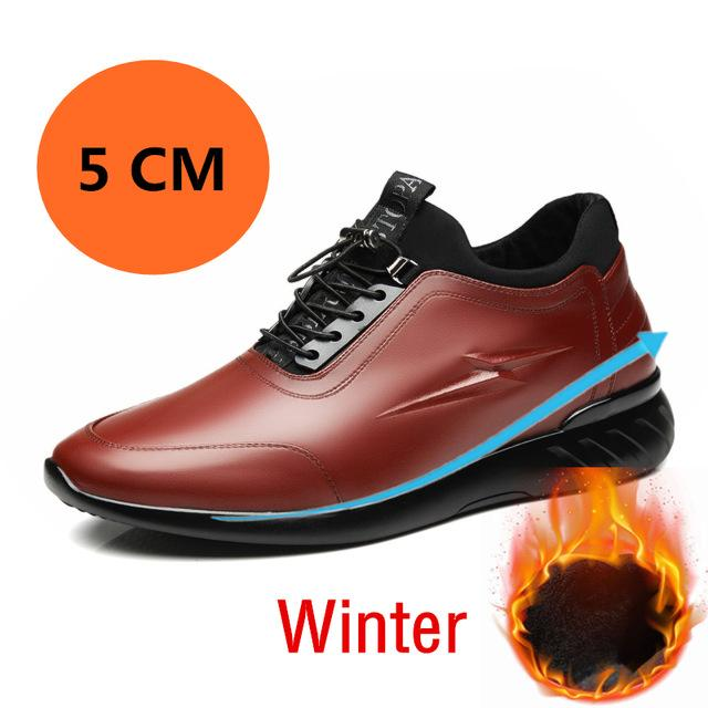 Inverno 5 Cm Brown