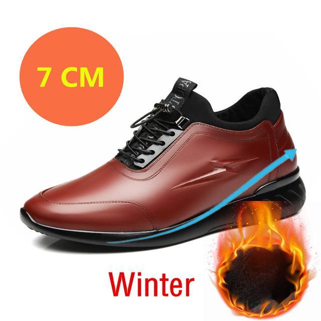 Inverno 7 Cm Brown