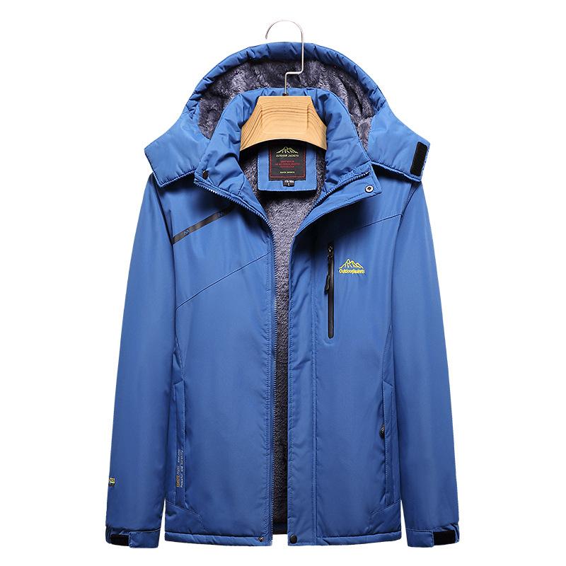 Bleu coloré (Mens style)