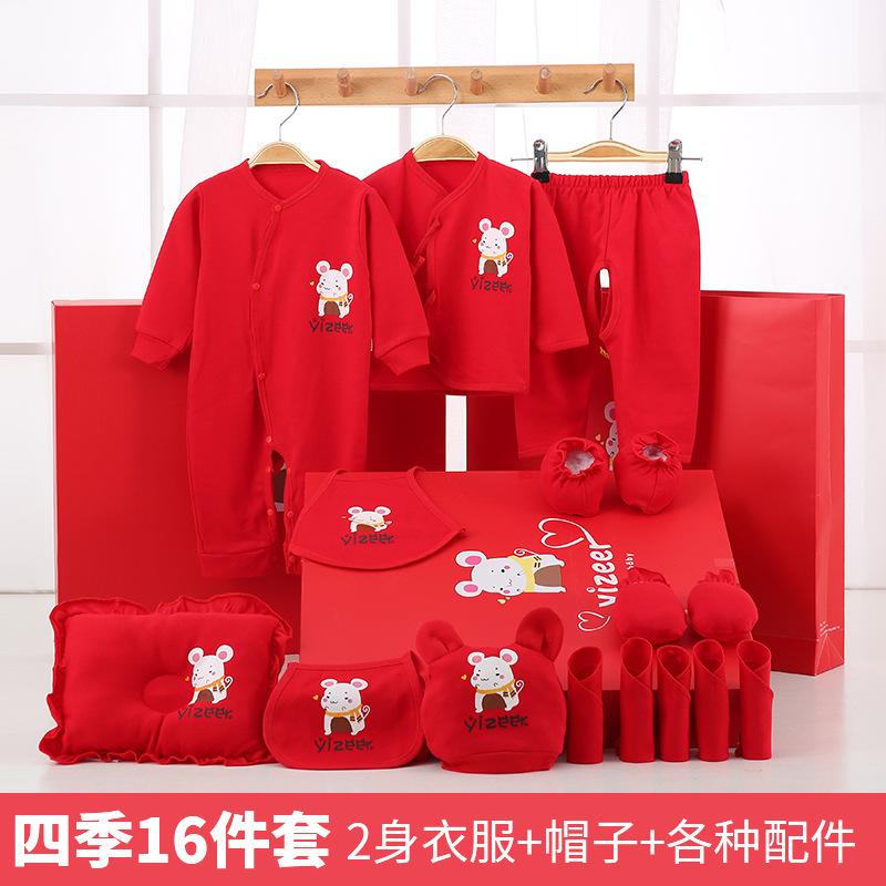 16-частный набор Bixin Mouse Four Seasons