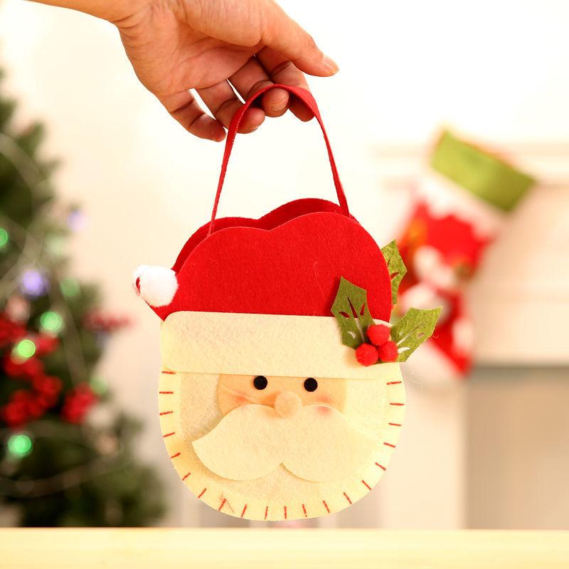 5 * 16 cm dokuma olmayan kumaş-Noel Baba