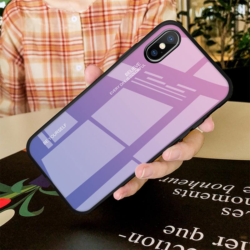 Rose à violet pour iphone 7