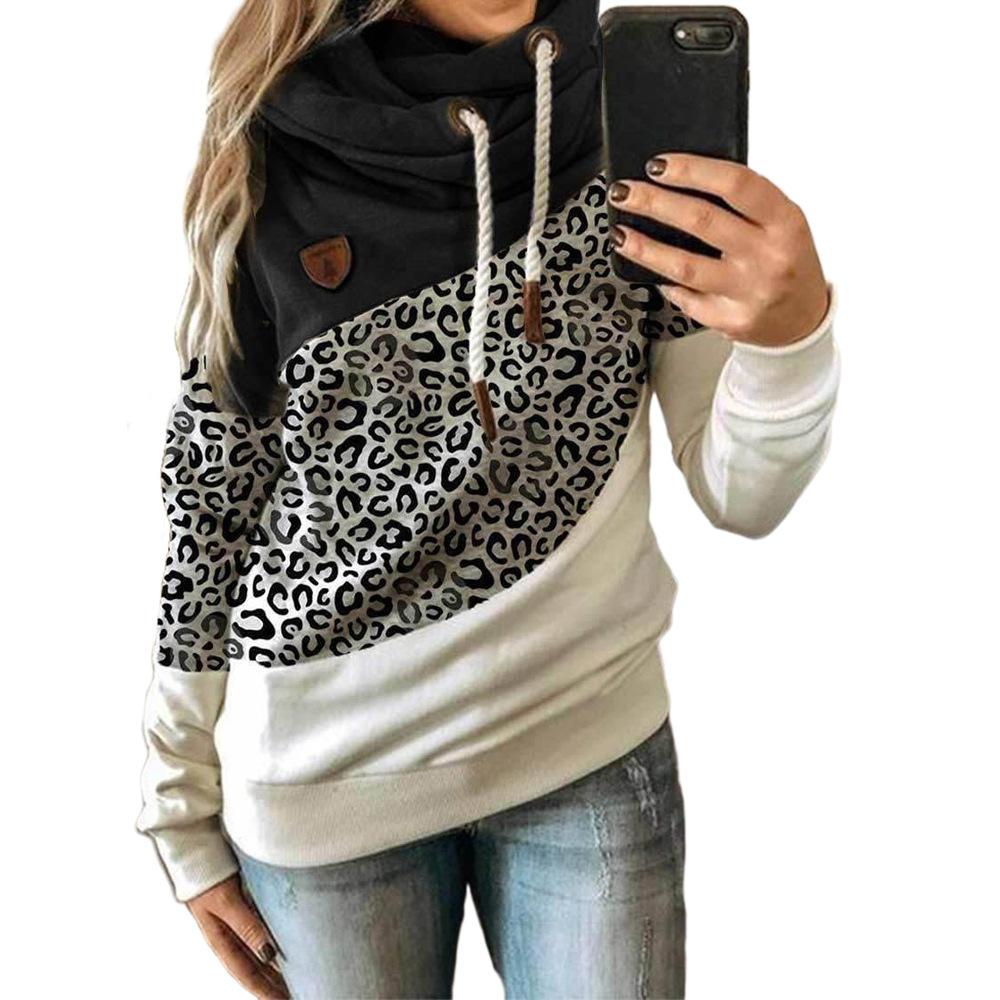 Leoparden-Druckschwarz
