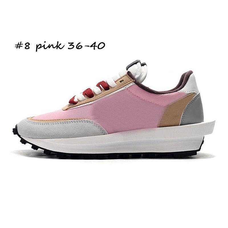 # 8 pink 36-40