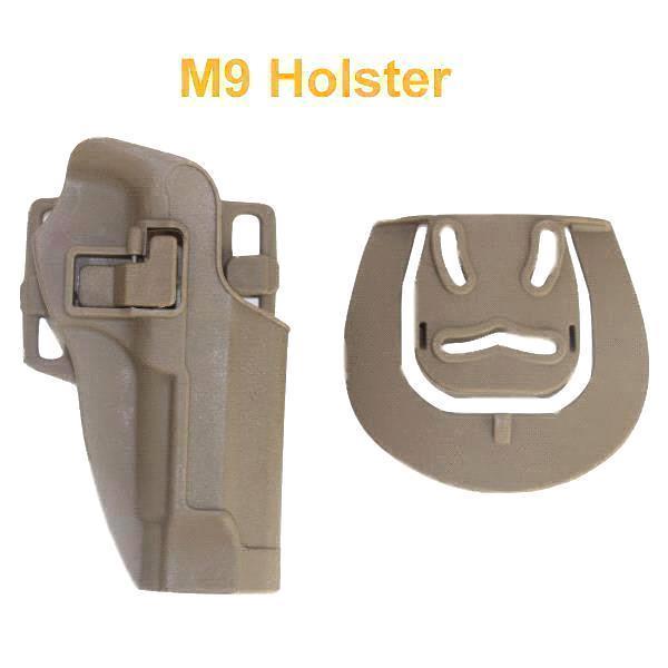 M9 khaki holster