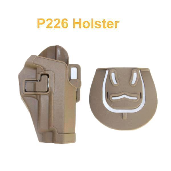 P226 khaki holster