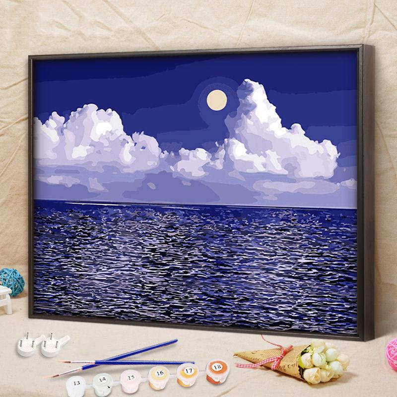 We190180-White Cloud Sea
