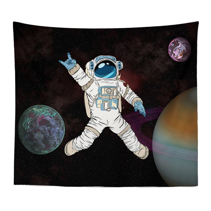 Astronot'a atla (yatay versiyon)