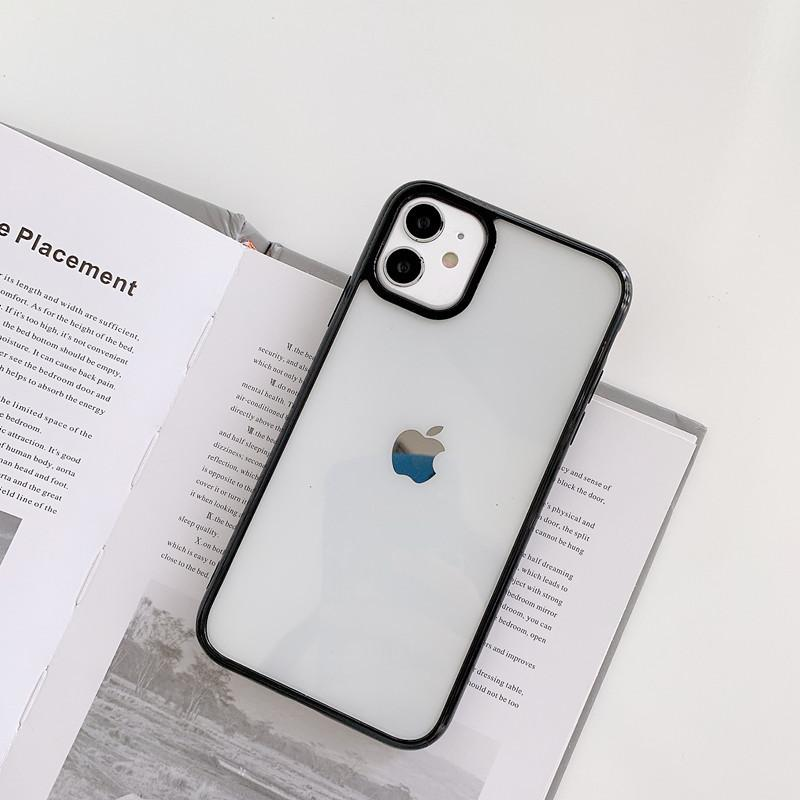 Schwarz für iPhone 12/12 Pro