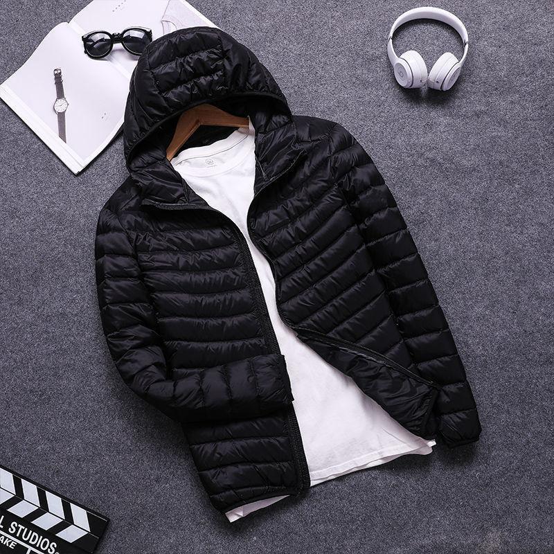 Black Hooded (leggero)