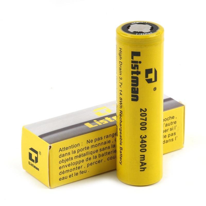 Bateria Listman IMR 20700