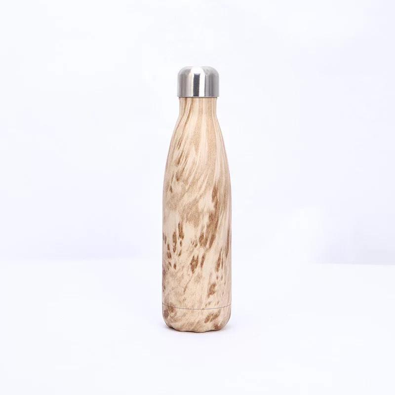 Белый текстура древесины 500ML