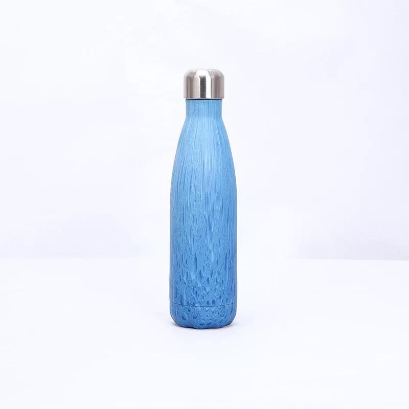 Голубая вода 500ML падение