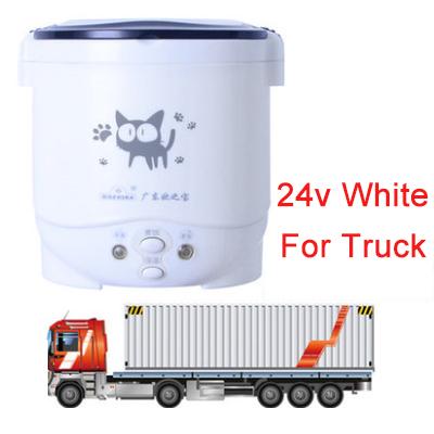 24v branco para caminhão