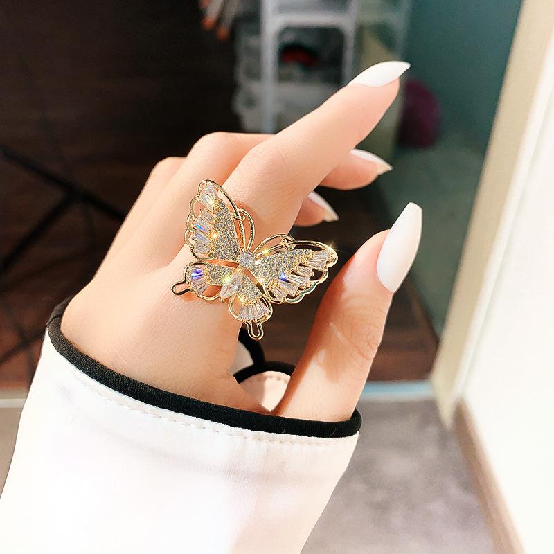 Oro mariposa