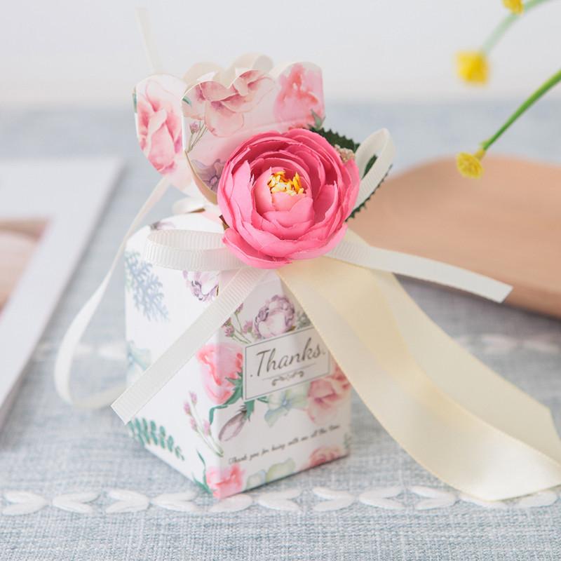 Boîte de vase de fleurs 20pcs