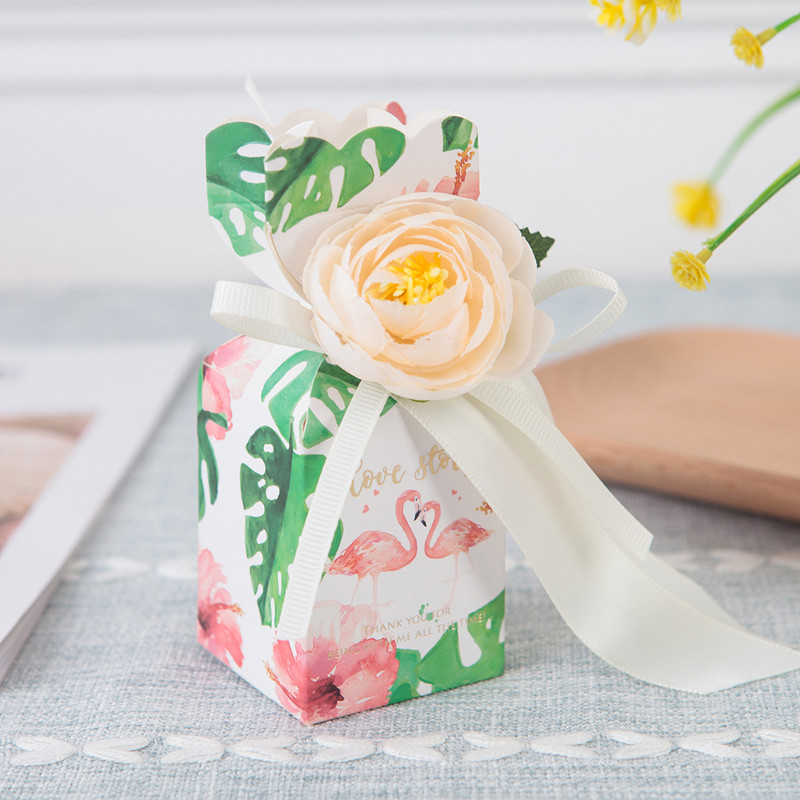 Flamingo Vase Box 20pcs