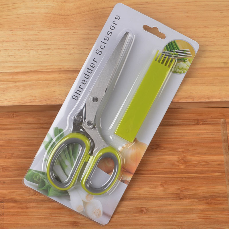 Imballaggio della guaina della lama delle forbici