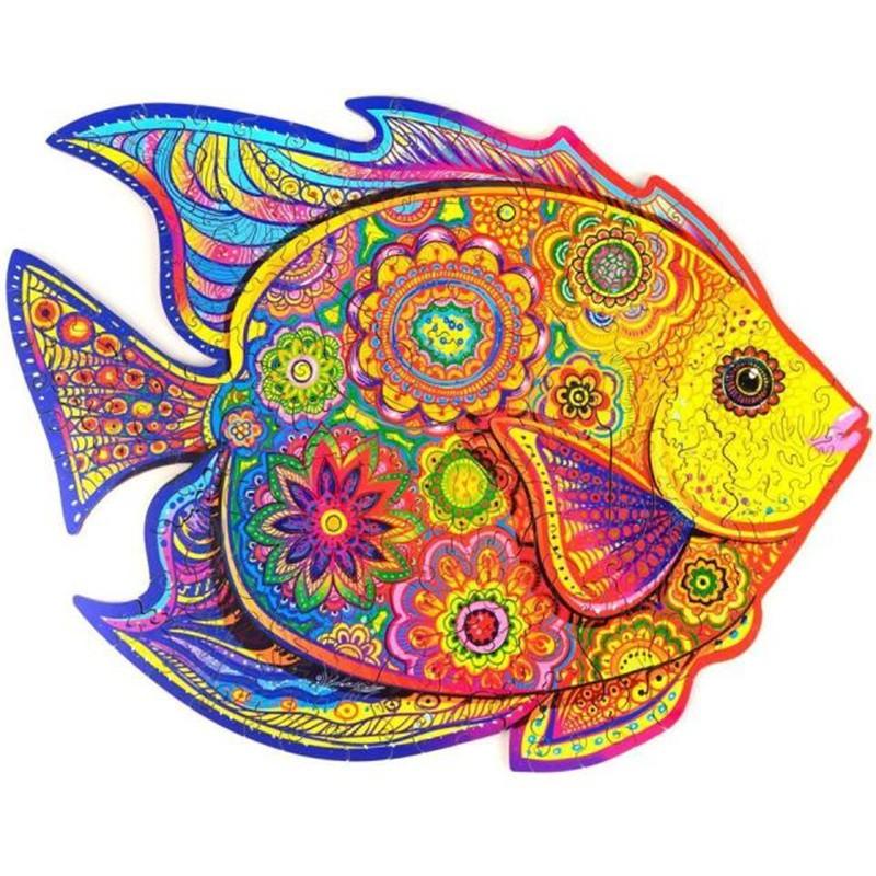 Rainbow Fish-Paper Bo Code 210 * 148 мм
