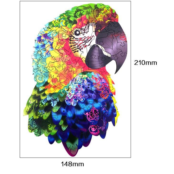 Пакет бумаги Parrot Parrot (размер A5)