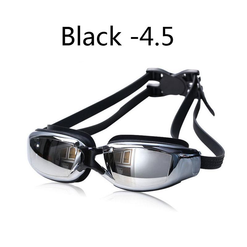 Black Myopia -4.5