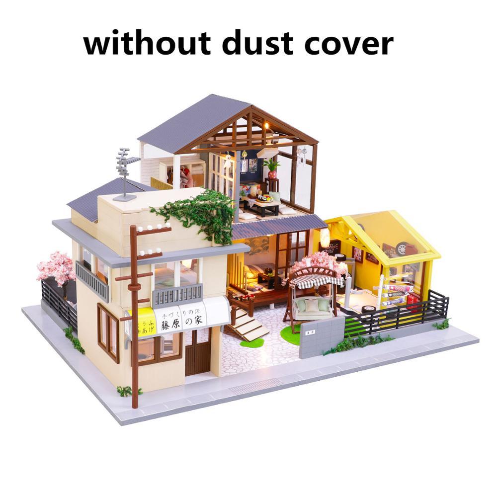 sin cubierta de polvo