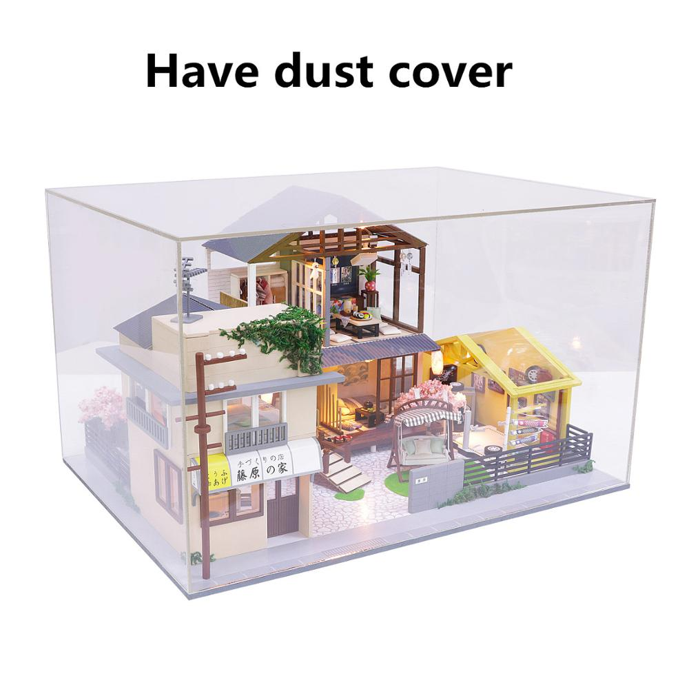 tener cubierta de polvo