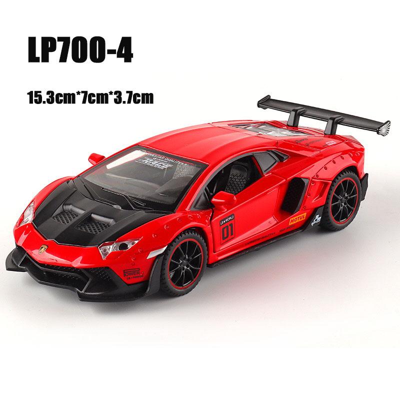 LP700 أحمر.