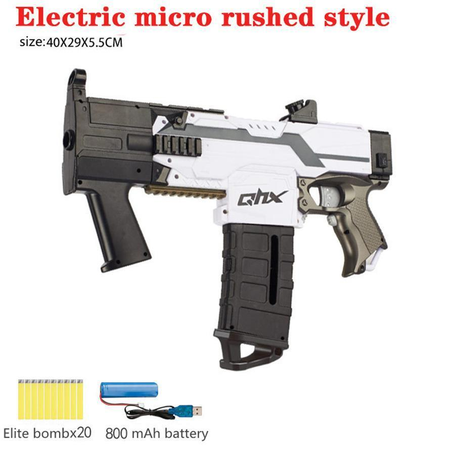 Micro shock elettrico.