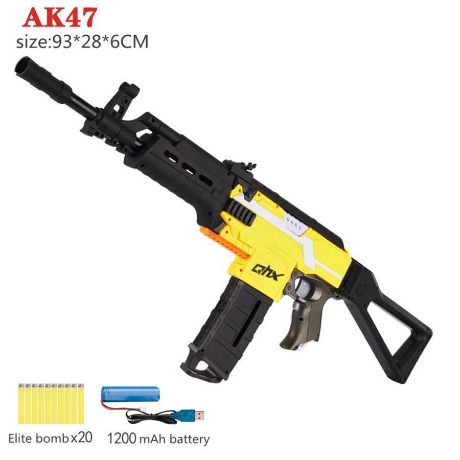 AK47 GIALLO