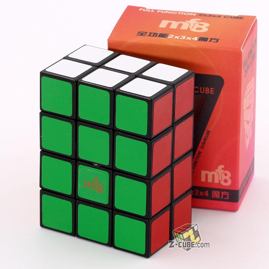 MF8 2x3x4 أسود