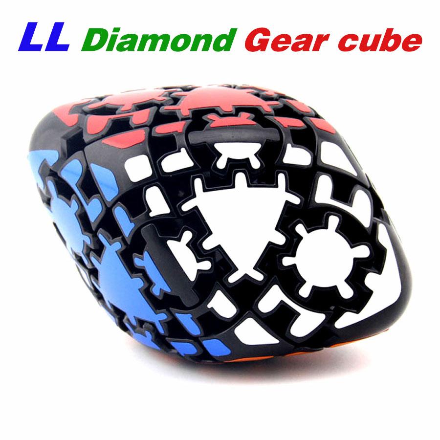 Cubo de engranaje de diamante