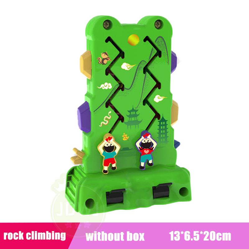 Racing Rock-Klettern.