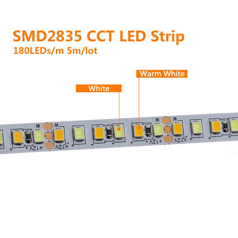 SMD2835 더블 컬러