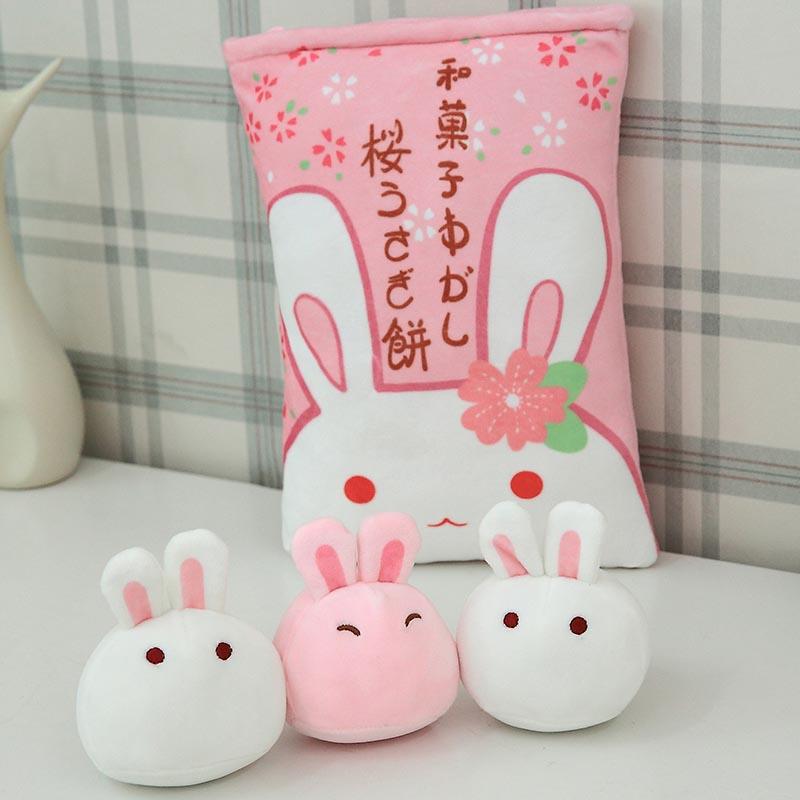 3 adet tavşan