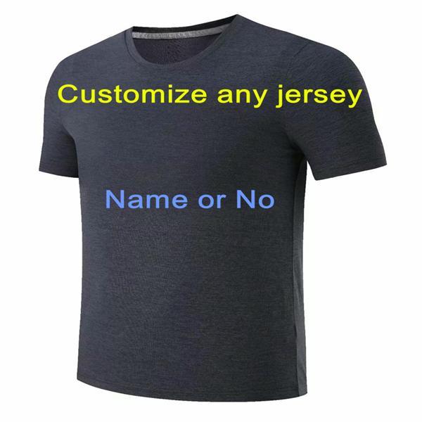 Customize any jersey