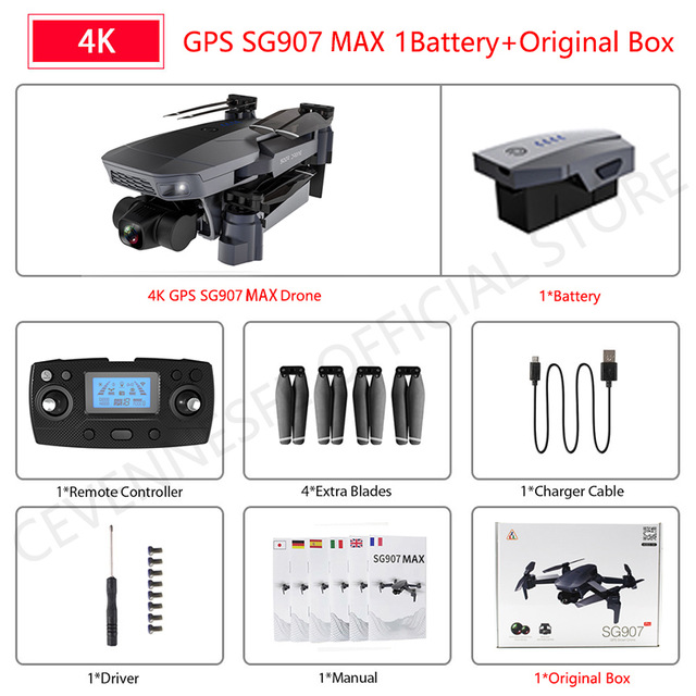 1 battery box.