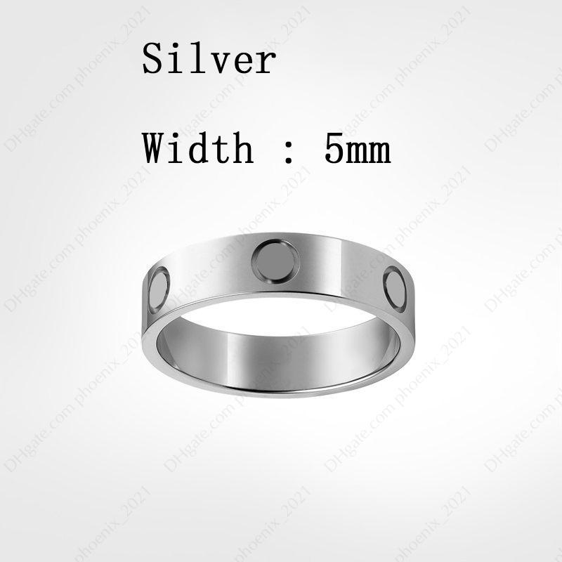 Silver (5 mm)