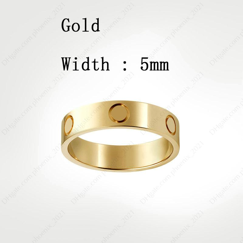 Gold (5 mm)
