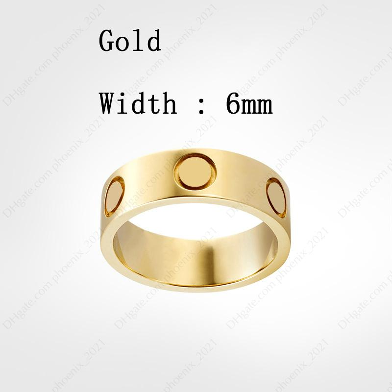 Gold (6 mm)