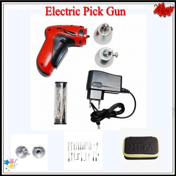 Picareta elétrica Gun