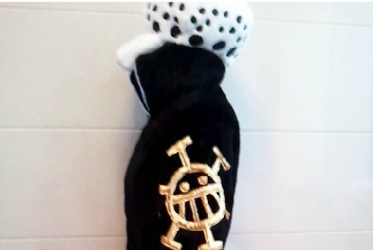 عباءة الشتاء + قبعة