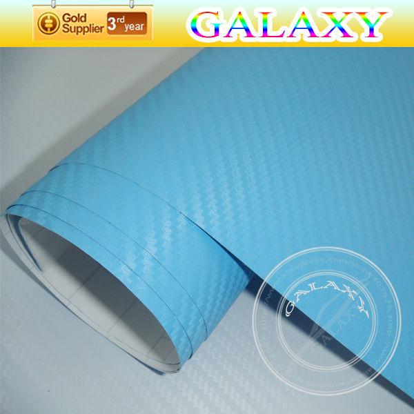 1.52x5m ljusblå