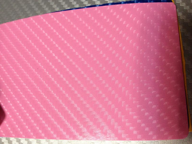 Rosa kol + 3pcs strålkastarefilm