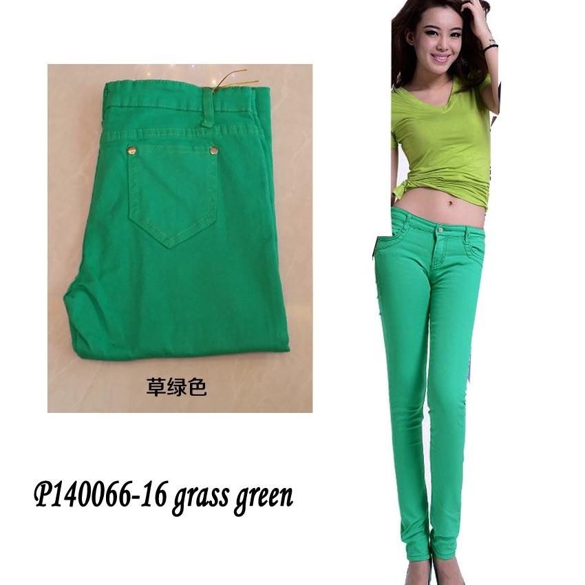 العشب الأخضر 16