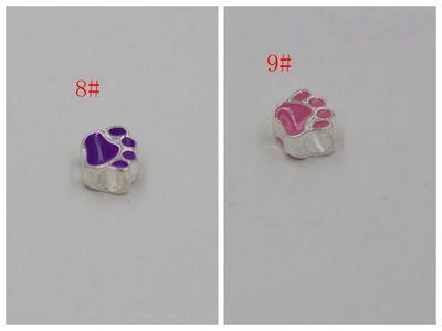 8 # фиолетовый - 9 # розовый
