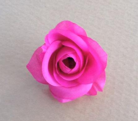 colore rosa caldo