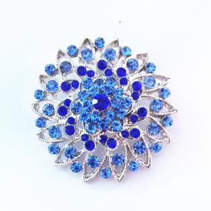 Silverblå