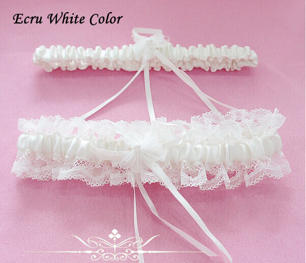Sexy Lace Garters Ladies Wedding Garters Blue Red White